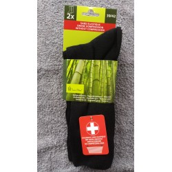 Chaussettes en bambou (sans élastiques)